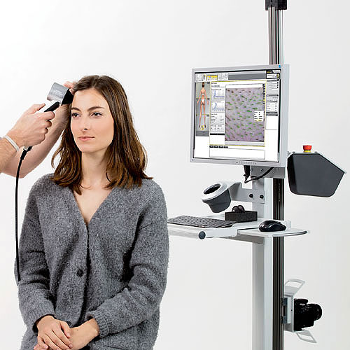 whole body mole mapping system